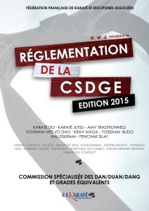 Reglementation_CSDGE_2015